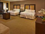 Double Queen Studio Suite at Hampton Inn and Suites Decatur